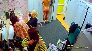 Ip Camera Stripclub Changing Room #1