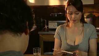 Son Night uncensored for Stepmother