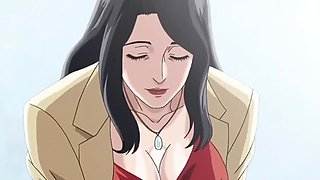 Animated Episodes Of A Very Busty Milf Playing With Her Pussy