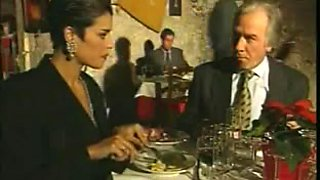Lady in Restaurant cheating her Spouse
