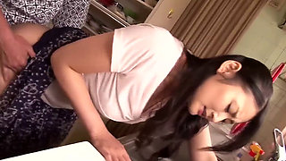 Risa Murakami 1201b Daughter in Law Takes Care of Father in Law