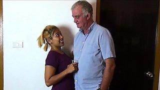 Strangers fuck swinger couple Asian wife