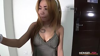 Asian Maid Creampie