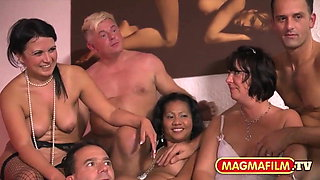 Swingerfleisch im Club Le Coq
