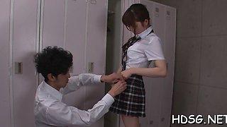 schoolgirl learns how to suck cock movie segment 3
