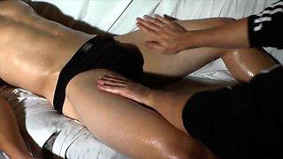 Muscle Worship - Massage - Dylan