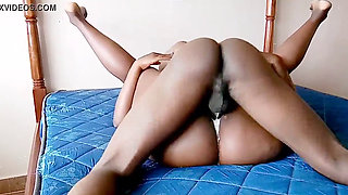 Lupita Sexy Chocolate Girl Thick Booty African With Creamy Pussy Apex 720p