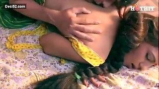 Desi Bhabi Has Romance with Devar