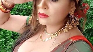 Sexy aunty sapna