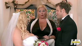 My Big Plump Wedding Part Four