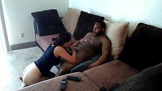 Native american wife getting barebacked by bbc