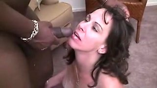 Dilettante mommy Rita 40yrs old 1st dark strapon auditions
