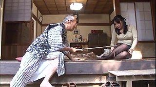 Forbidden elderly care series 2014 ⑤