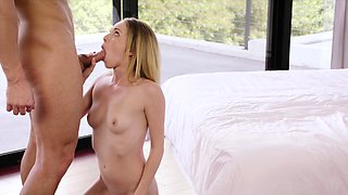 TUSHY Babysitter Seduction