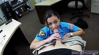 Teen fucks landlord for rent Fucking Ms Police Officer