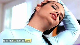 Brazzers Angelo Godshack Sofia Lee Rough And Raunchy Workout