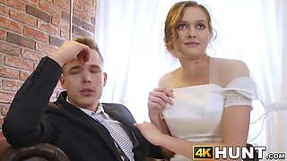 Bride cheats on her husband