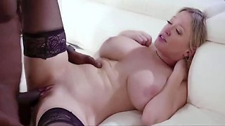 Dee Williams Forced To Fuck Husbands Boss