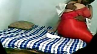Hidden camera girlfriend fuck with fat Indian