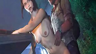 3D porn: Ellie (the last of us) compilation sex scenes