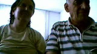 Turkish old web cam funny