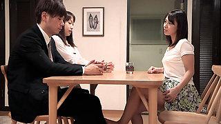 Sana Mizuhara in Housewife Sana Wants Her Friends Husband - MilfsInJapan