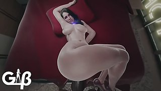 Yennefer von vengerberg hot big black cock