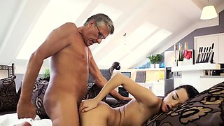 Old mature lady seducing What would you prefer - computer or