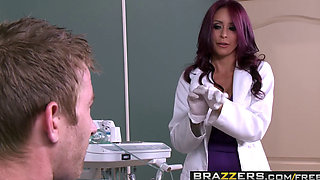 Brazzers   Doctor Adventures   Monique Alexander Danny D   Sexy Dentist Knows The Drill