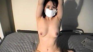 Bondage fuck with sexy Yukari Mizuno