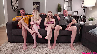 Daughter Swap Fathers Day