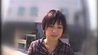 Crazy Japanese whore Meguru Kosaka in Exotic Big Tits, Public JAV video