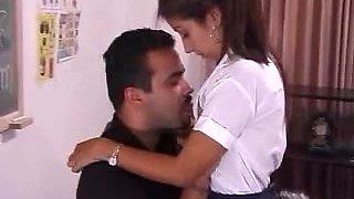 Indian teacher molesting pupil ( no cum)