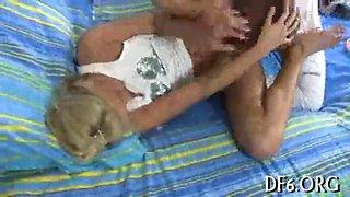 Defloration of girl