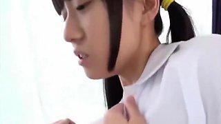 Jav Idol Miyauchi Shiori In One Of Her First Hardcore Movies Really Cute