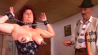 extreme german mature slave