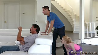 Step dad gets patron playmates daughter pregnant Seducing My Stepchums son