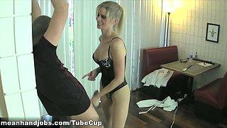 Exotic pornstar Vanessa Vixon in Horny Femdom, Panties porn video