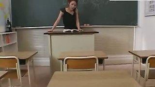 Japanese teacher fucking