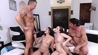 Mom ally's step daughter pool squirting The Sugar Daddy