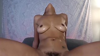 Brown Skin Oiled And Fucked