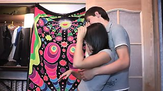 How dumb is this guy? First he hides his lover's bra in the