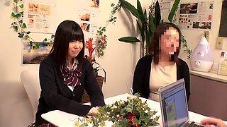 Amazing Japanese girl Mei Akizuki, Koizumi Nozomi, Mina Yoshii, Jun Mamiya in Incredible massage, panties JAV movie