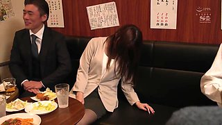 On The Business Trip The New Employee Was Sexually Harassed By The Boss She Hated