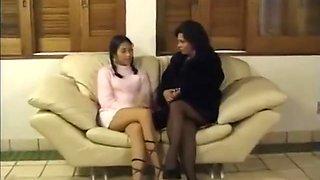Shy 18yo latina schoolgirl first time anal tryouts