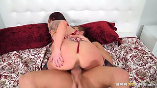Sheridan Love & Xander Corvus in Fap From The Past - BRAZZERS