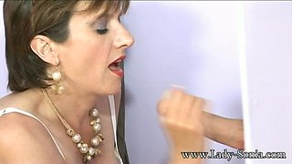 Lingerie Shop Gloryhole - LadySonia