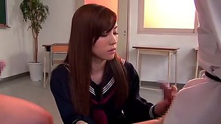 Horny Japanese whore Yuria Ashina in Best Blowjob, Cunnilingus JAV clip