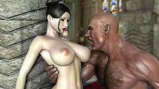 3D Secret of beauty III