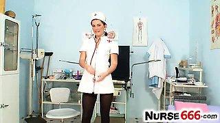 Beautiful nurse Rihanna Samuel pervy pussy games